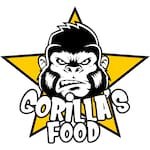 Logotipo Gorilla's Food