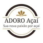 Logotipo Adoro Açaí