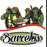 Logotipo Barcelos Pizzas e Lanches