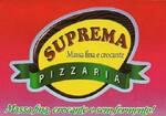 Logotipo Pizzaria Suprema