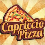 Logotipo Capriccio Pizza