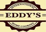 Logotipo Eddy´s International Home Cooking