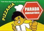Logotipo Pizzaria Parada Obrigatória