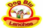 Logotipo Dog Blu Lanches