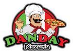 Logotipo Pizzaria Danday