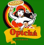 Logotipo Optcha Pizzaria
