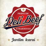 Logotipo Deli Beef