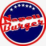Logotipo Napoli Burguer