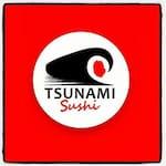 Logotipo Tsunami Sushi
