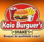 Logotipo Kaio Burguer`s Shake`s
