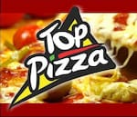 Logotipo Top Pizza - Cabo Frio