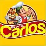 Logotipo Restô e Pizzaria Seu Carlos