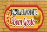 Logotipo Pizzaria e Lanchonete Bom Gosto