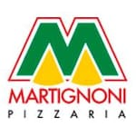 Logotipo Martignoni Pizzaria