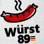 Logotipo Wurst89