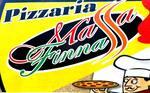 Logotipo Pizzaria & Sandubaria Massa Fina