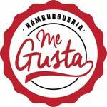 Logotipo Hamburgueria Me Gusta (gramado)