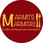 Logotipo Marmits Marmitas