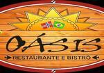 Logotipo Restaurante Oásis