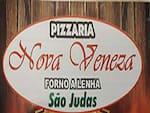 Logotipo Pizzaria Nova Veneza São Judas