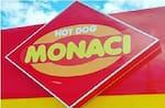 Hot Dog Monaci Bancários