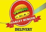 Logotipo Farley Burger