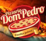Logotipo Pizzaria Dom Pedro