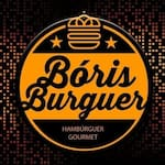 Logotipo Bóris Burguer