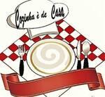 Logotipo Cozinha e de Casa