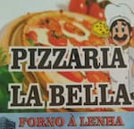 Logotipo Pizzaria Labella
