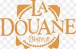 Logotipo La Douane Bistrot