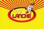 Logotipo Hora do Lanche Lanchonete e Pizzaria
