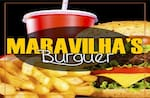 Logotipo Maravilha's Burguer