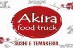 Logotipo Akira Sushi e Temakeria