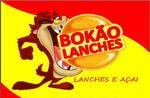 Logotipo Bokao Lanches