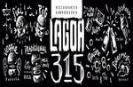 Logotipo Lagoa 315