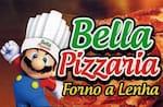 Logotipo Bella Pizzaria