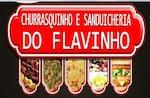 Logotipo Churrasquinho do Flavinho