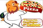 Logotipo Pizzaria Cantinho do Sabor