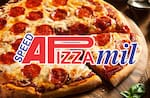 Logotipo A Pizza Mil