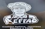 Logotipo Xeffão Food Truck