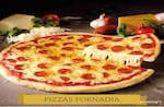 Logotipo Pizzas Fornadia