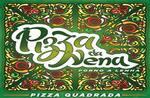 Logotipo Pizza Quadrada da Nena