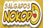 Logotipo Salgados Nokopo