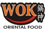 Logotipo Restaurante Wok Oriental Food