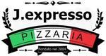 Logotipo Jj Pizzaria