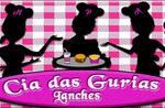 Logotipo Cia das Gurias Lanches