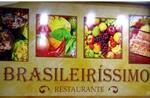 Logotipo Restaurante Brasileiríssimo