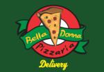 Logotipo Bella Donna Pizzaria