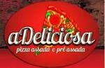 Logotipo A Deliciosa Pizzaria
